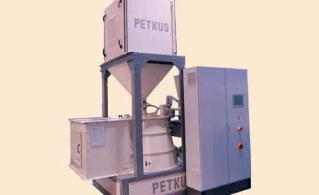 佩特库斯(PETKUS)CT100批量式种子包衣机