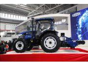 雷沃农业装备全国会上发布全系列同步器拖拉机