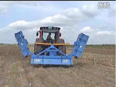 旋耕机中的战斗机!神耕牌国产大马力配套折叠旋耕机