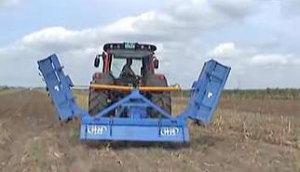 旋耕機中的戰斗機!神耕牌國產大馬力配套折疊旋耕機