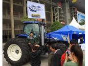 """依维柯和纽荷兰农业赞助世界房车锦标赛支持""""道路安全活动"""""""
