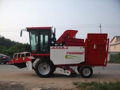 河北沃丰4YH-2A1型玉米收获机