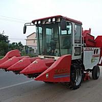冀星4YZB-4玉米收获机