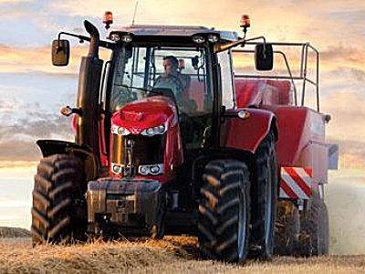 麥賽福格森MF7600系列拖拉機
