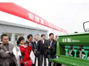 奇瑞重工發布十大農機新品 高性能產品成亮點