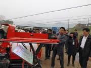 重庆忠县举办农机推广现场会