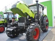 2013年全国农业机械展览会现场精彩花絮