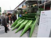 2013玉米机收作业主力军——奇瑞重工谷王C系列玉米机重磅上市