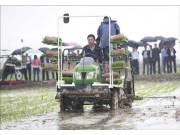 安徽省農機化發展調研座談會在蕪湖召開
