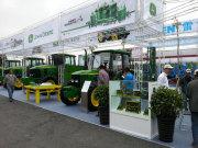"""""""科技促農機、農機促發展""""——約翰迪爾參加新疆農機博覽會"""