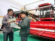 2013郑州全国农机展:青饲料收获机械备受关注
