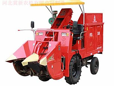 冀新4YH-2玉米收割机