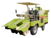 4YZ-2自走式玉米收割机