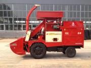 冀新4YZ-2小型玉米收割机
