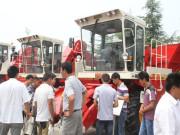 雷沃谷神玉米机订单突破5000台,同比增长1倍