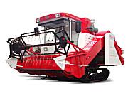 东方红4LZ-200水稻收割机