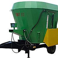 現代農裝VMT-10全日糧飼料攪拌機