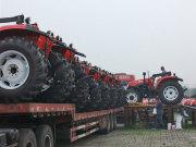 中国一拖出口埃塞俄比亚1480台拖拉机启运 非洲市场竞争激烈