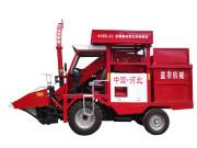 4YZB-2J玉米收获机