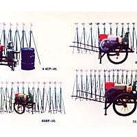華源CP型移管式噴灌機