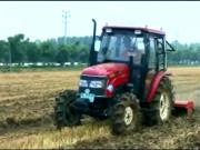 沃得奥龙40-50拖拉机视频演示