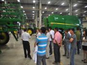 助力农机合作社发展  零距离体验约翰迪尔