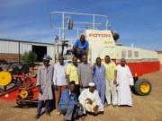 福田雷沃重工傾力開拓蘇丹市場
