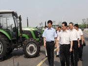 安徽省口岸工作會議在蕪召開 與會代表到奇瑞重工調研