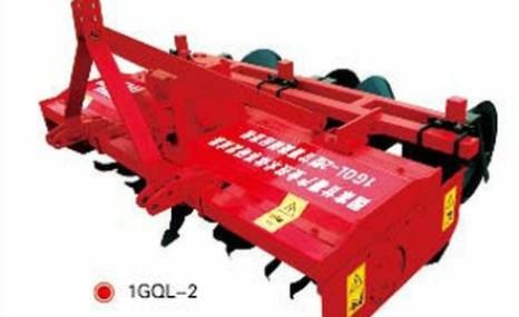 天晟1GQL-2型旋耕起壟機