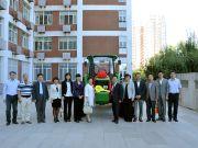 约翰迪尔与中国农业大学建立战略合作伙伴关系