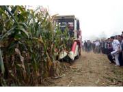 大连市2013年农业机械化发展再上新台阶