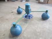 无锡凯灵YL-1.5叶轮式增氧机