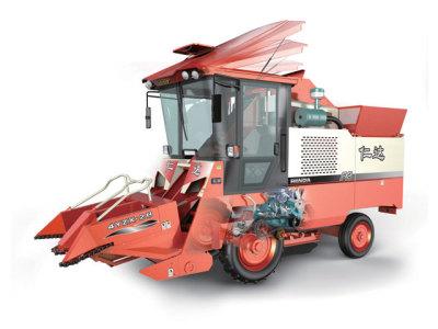 山西仁达4YZX-2B(F2)玉米收割机