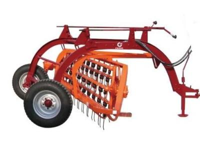 中農機L260柵欄式摟草機