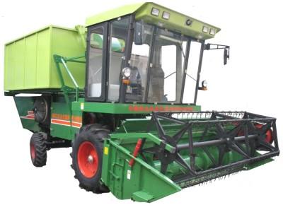 中农机4MG-275型自走式棉杆联合收获机(收割型)