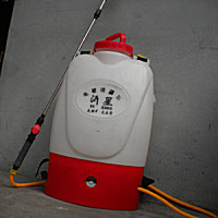 沂星3WD-20L电动喷雾机