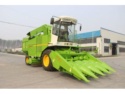 潤源4YZ-4(Y4A)自走式玉米收獲機