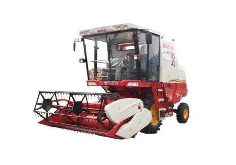 福田雷沃谷神GE50小麦收割机