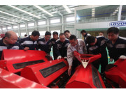 政企联动培训 雷沃助推农机合作组织作业能力提升