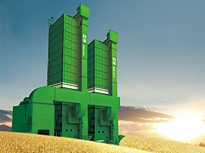 谷王5HX115循環式谷物烘干機
