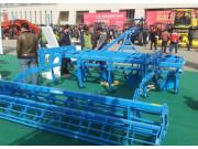 德國雷肯農機公司參展第六屆內蒙古農牧業機械展覽會