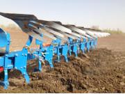 德国(LEMKEN)公司新型半悬式翻转犁投放新疆市场