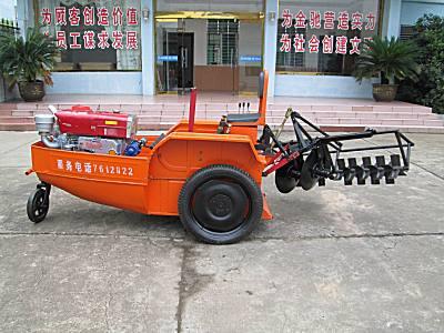 金驰JC-159YD机耕船