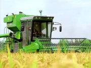 谷王系列水稻聯合收割機震撼上市
