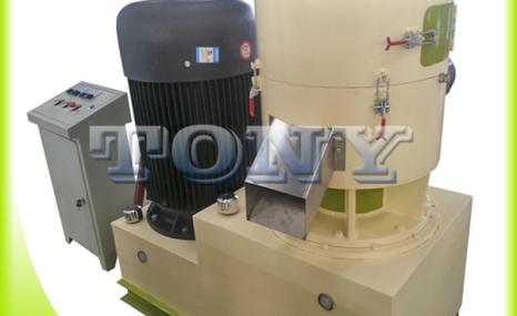山東托尼-SKJ350供應生物質平模顆粒機