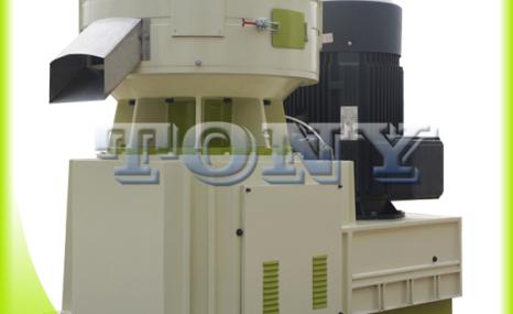 山東托尼TYJ860-II供應生物質立式環模顆粒機