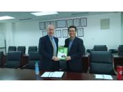中美农机协会 拓展合作领域