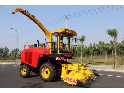 北京德乐4QZ-5.0型青贮饲料收获机