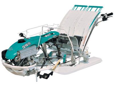 久保田SPW-28C手扶式插秧机