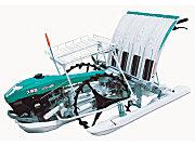 久保田2ZS-4(SPW-48C)手扶插秧机